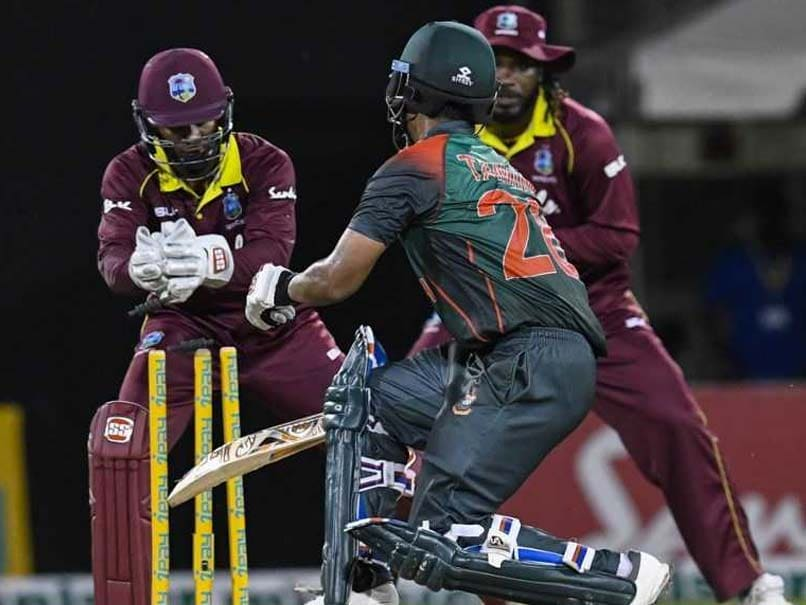 2nd ODI: Shimron Hetmyer Gets A Ton As West Indies Level Bangladesh Series