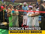 Video : Defence Minister Inaugurates Hussainiwala Bridge Blown Up During 1971 War