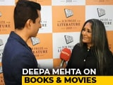Video : Deepa Mehta On Literature & Her Next Film <i>Funny Boy</i>