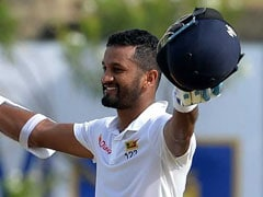 Karunaratne Ton Lifts Sri Lanka To 287 On Tough Day 1 vs South Africa
