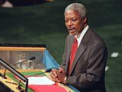 """We Are In A Mess"": What Kofi Annan Once Said About World Leaders"