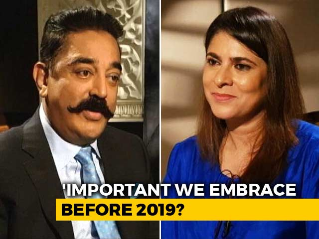 Has Kamal Hassan catapulted his party targeting 2019 Elections?