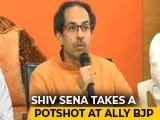 Video : Shiv Sena Blames Devendra Fadnavis For Maratha Quota Violence