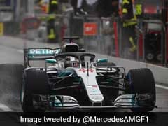Lewis Hamilton Takes Pole In Mercedes Lockout At Hungarian Grand Prix