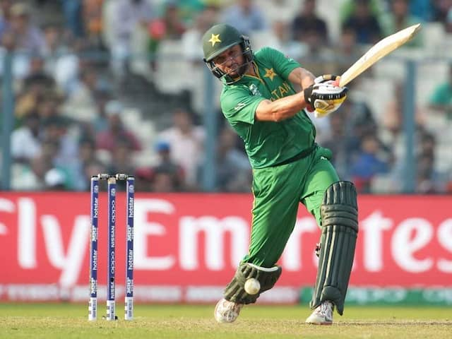 Shahid Afridi Reveals Name Of The Indian Cricketer Who Nicknamed Him Boom Boom