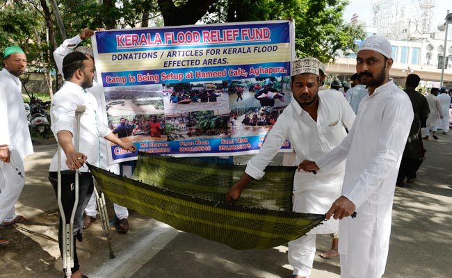 How This Mosque Offered Shelter To Hindu Families After Kerala Floods