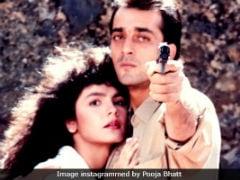Sanjay Dutt Initiated <i>Sadak 2</i>, Says Pooja Bhatt