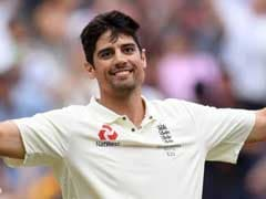 No Indians In Alastair Cook