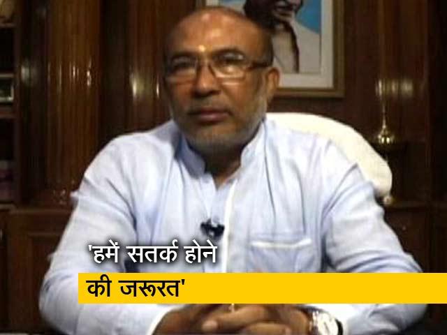 Video : केरल में जो हुआ वह एक बड़ी त्रासदी की तरह: एन बीरेन सिंह