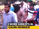 Video : Goldsmith, Incense-Stick Maker Arrested In Gauri Lankesh Murder Case