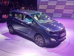 महिंद्रा ने भारत में लॉन्च की बिल्कुल नई MPV मराज़ो, शुरुआती कीमत Rs. 9.99 लाख