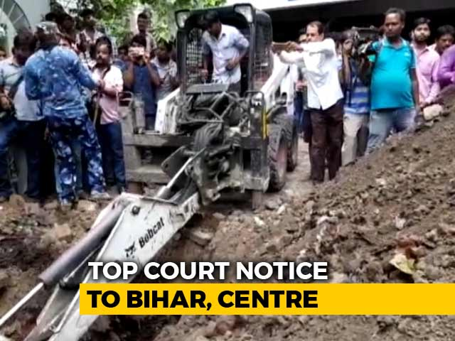 Video : Taking Note Of Bihar Rapes, Supreme Court Bans Photos Of Abused Children