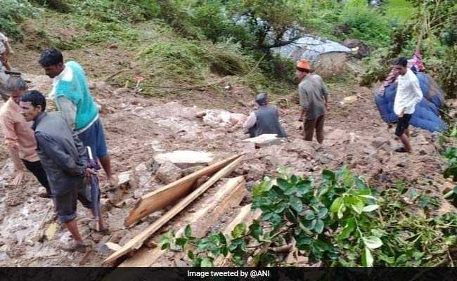 4 Dead After Landslide In Uttarakhand's Tehri Garhwal, Rescue Underway