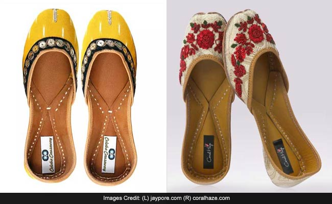 6 <i>Juttis</i> For The Perfect Casual Ethnic Look