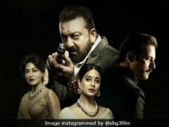 <i>Saheb, Biwi Aur Gangster 3</i>: Sanjay Dutt, Jimmy Sheirgill And Cast Are Upto Scratch, Expected Firestorm Missing