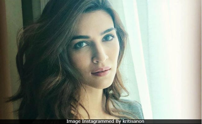 Kriti Sanon Has Offended Many By Posing With A Taxidermied Giraffe On Magazine Cover