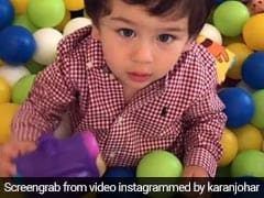 Taimur's 'Play Date' Video With Yash And Roohi Is The Best Thing On Internet Today