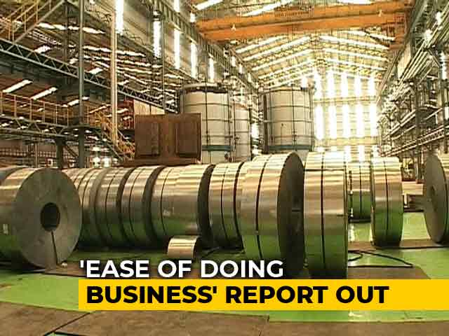 Video : Andhra Pradesh Ranked No. 1 In 'Ease Of Doing Business'