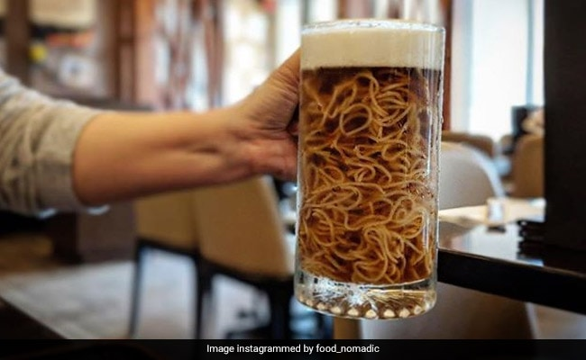 Beer Ramen: Would You Try This Unusual Food Trend?