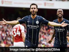 Slick Manchester City Back In The Groove, Says Bernardo Silva
