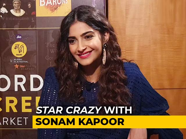 I Should Get Paid As Much As My Male Co-Actor: Sonam Kapoor