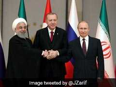 Iran, Russia, Turkey To Hold Syria Summit Next Week: Reports