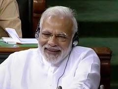 Why PM Modi Laughed During Rahul Gandhi's Speech