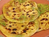 Video: How To Make Broccoli Paratha At Home