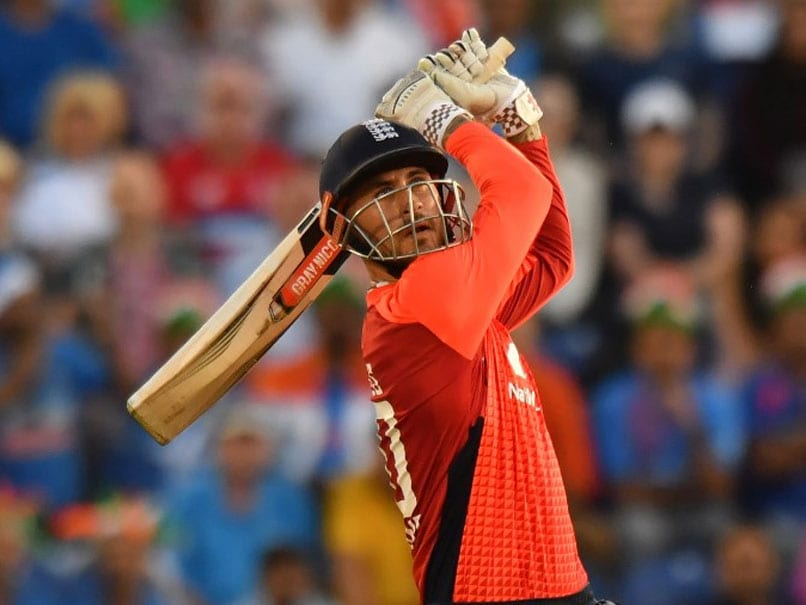 England's Alex Hales Out Of India ODI Series