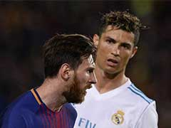 Lionel Messi Admits He Was Surprised By Cristiano Ronaldo Leaving Real Madrid