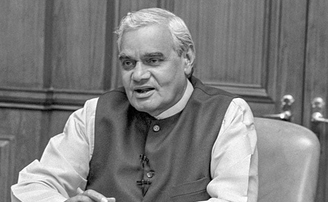 Vajpayee Didn't Want To Advance 2004 Polls, Feared Defeat, Says Aide