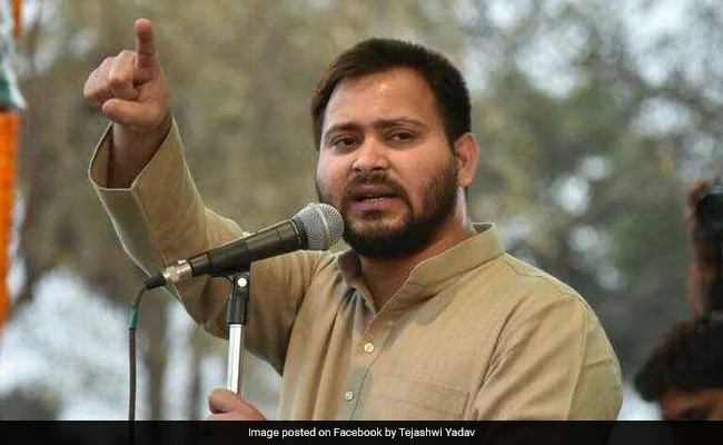 Asked To Vacate Bungalow, Tejashwi Yadav Appeals Against Court Order