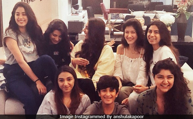 Sonam To Janhvi, The Kapoors Are Playing This Game. Waiting For Priyanka Chopra