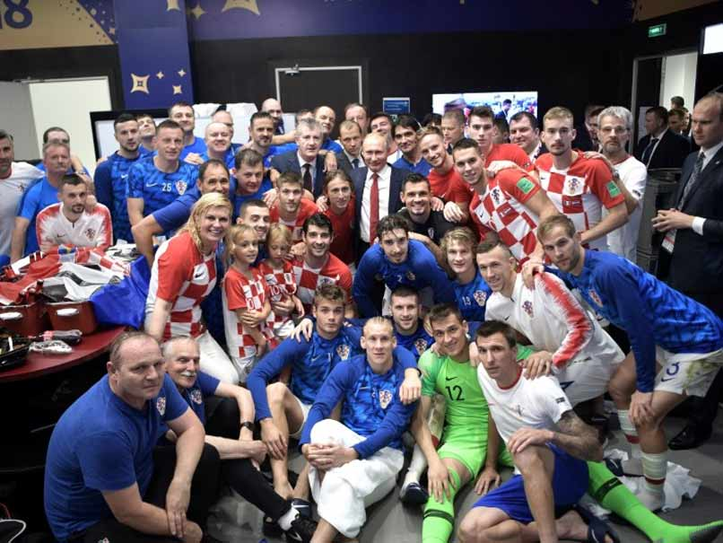 """Thank You, Heroes"": Press Hail Croatia World Cup 2018 Squad"