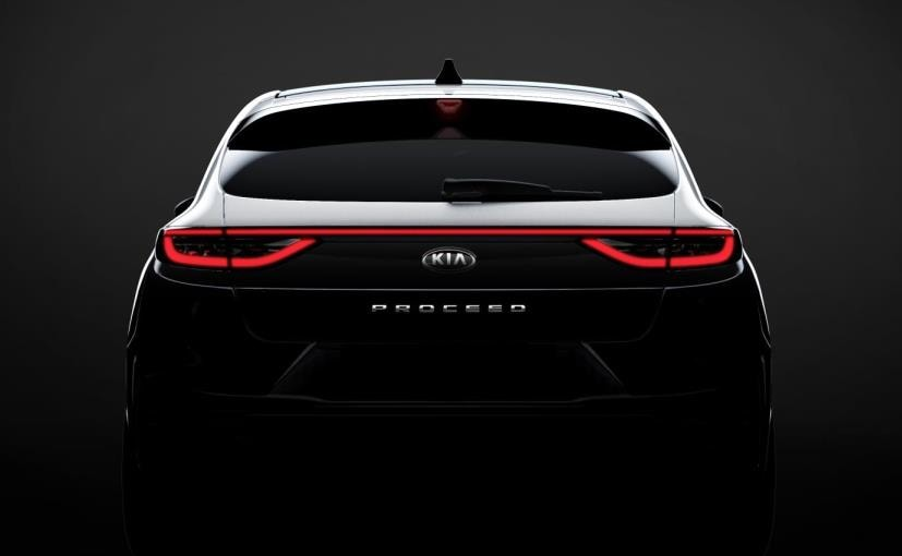 The Kia ProCeed is the 3rd model to join the Ceed family, and Kia has gone with shooting brake design
