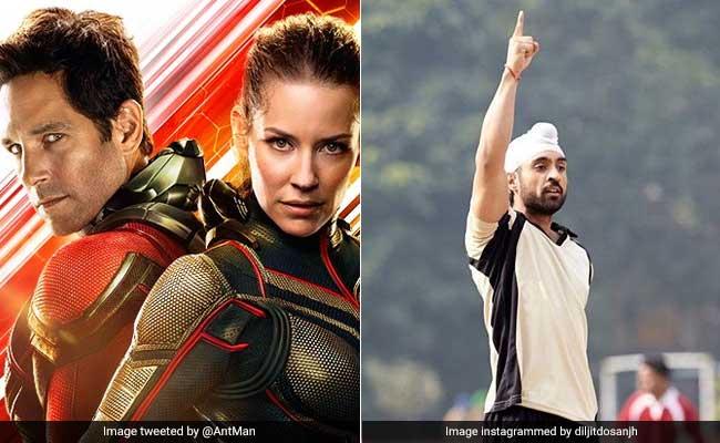 Soorma Vs Ant Man And The Wasp Box Office Collection Day 2: Ant Man के आगे फीकी पड़ी देसी Soorma, जानें दो दिन की कमाई...