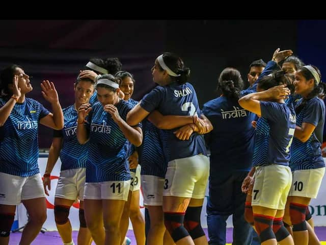 Asian Games: India Womens Team Lose Against Iran To Clinch Silver In Kabaddi