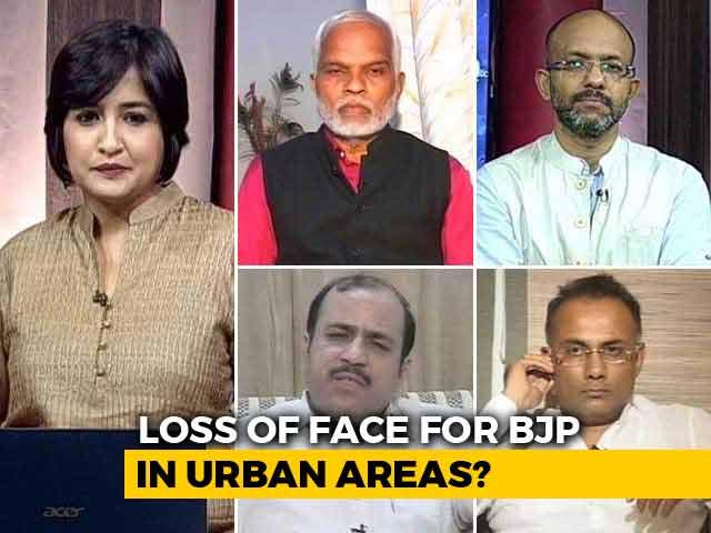 Video : Karnataka Urban Polls - Congress Wins, BJP Close Second: What's The Message?