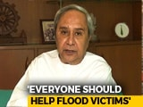 Video : Odisha CM Naveen Patnaik Urges Indians To Support Kerala Flood Victims