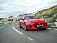 Jaguar F-Type Gets New 2.0-Litre Ingenium Petrol Engine; Prices Start At Rs. 90.93 Lakh