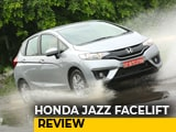 Video : Honda Jazz Facelift Review
