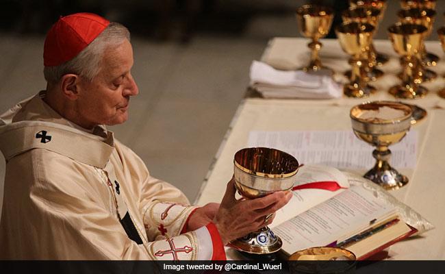 'Shame On You', US Man Shouts As Cardinal Addresses Sex Abuse Scandal