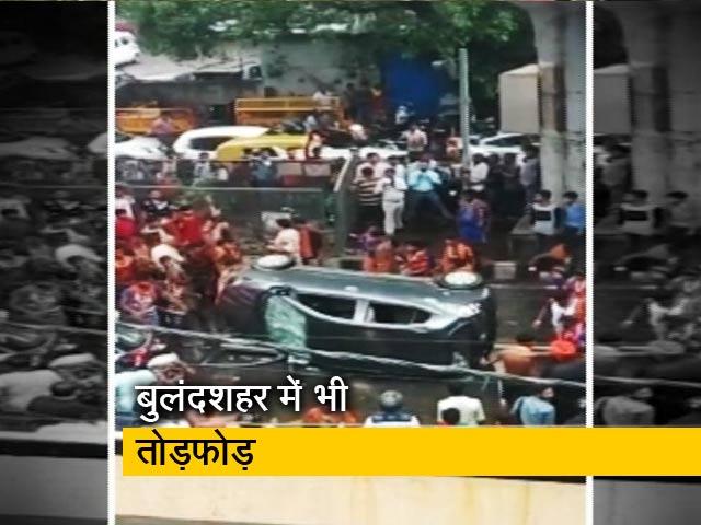 Video : न्यूज टाइम इंडिया: कांवड़ियों का तांडव जारी