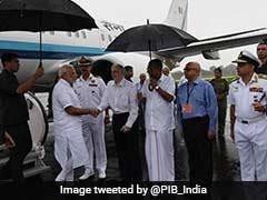 PM Modi's Survey Of Flood-Hit Kochi Cancelled Due To Bad Weather: Sources