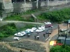 Bridge Washed Away As Heavy Rains Hit Himachal Pradesh