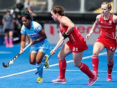 Women's Hockey World Cup: India Draw 1-1 Against England In Their Opening Encounter