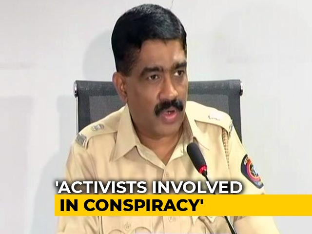 "Video : Activists ""Intolerant To Present Political System"": Cops Justify Arrests"