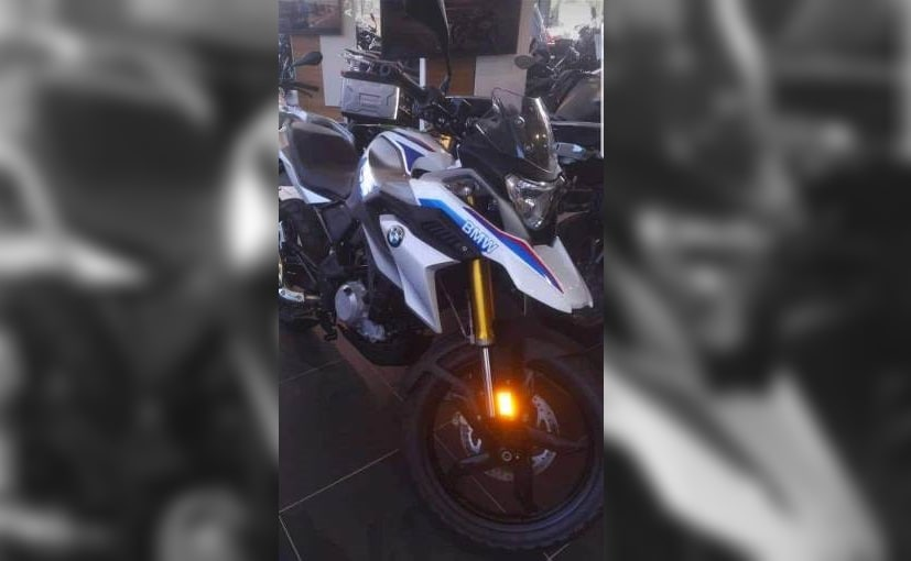 BMW G 310 GS Spotted At Dealership Ahead Of Launch