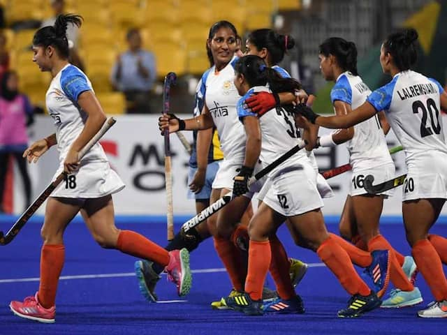 Asian Games 2018, Women Hockey Semi Final, India vs China, Highlights: India Enters Womens Hockey Final After 1-0 Win Over China