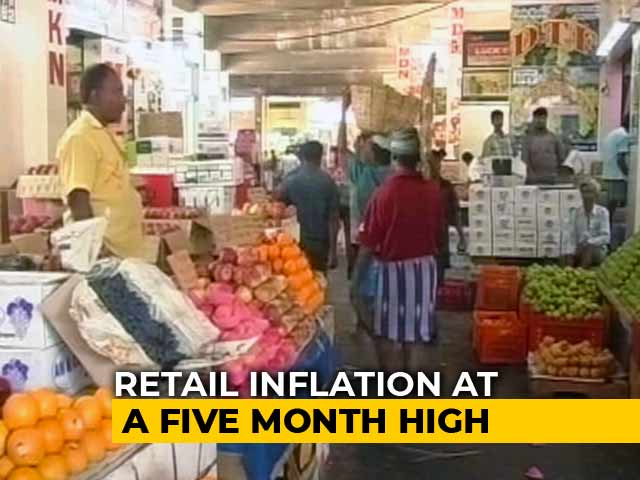 Video : Consumer Inflation Accelerates, Factory Production Slips